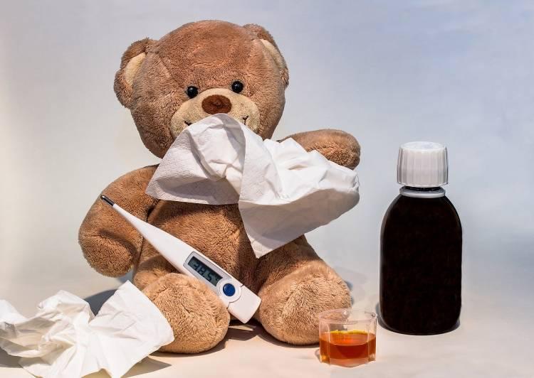 Kind krank - und nun?
